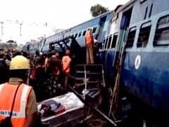 Hirakhand Express Accident: 32 Dead As Train Derails In Andhra Pradesh