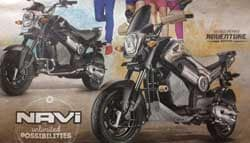 Honda Navi Chrome And Adventure Edition To Be Launched This Year