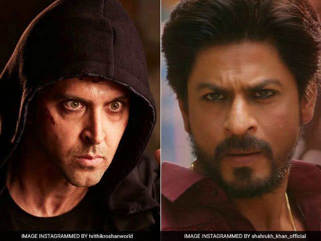 Shah Rukh Khan's Raees Vs Hrithik Roshan's Kaabil Just Got Bigger. Whose Move Next?