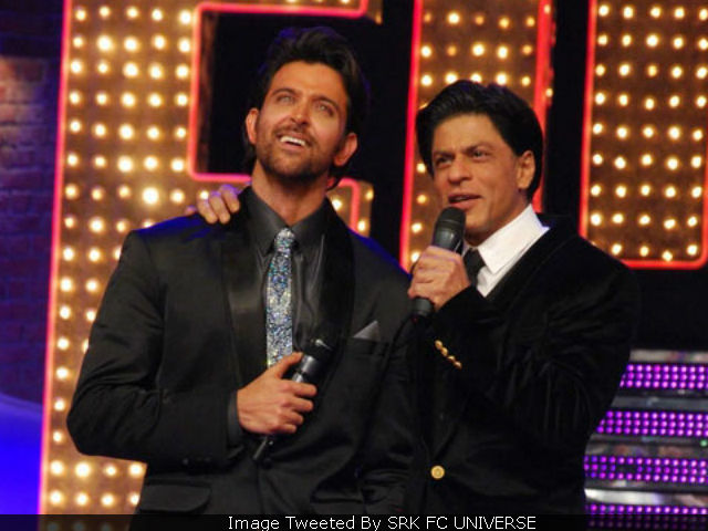Raees Vs Kaabil: Hrithik Roshan Posts Wonderful Message For Shah Rukh Khan