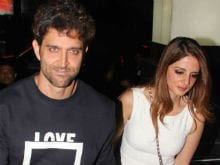 Hrithik Roshan's Ex-Wife Sussanne Khan, <i>Kaabil</i> Co-Stars Celebrate His Birthday