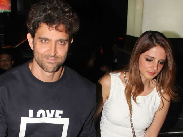 Hrithik Roshan's Ex-Wife Sussanne Khan, Kaabil Co-Stars Celebrate His Birthday