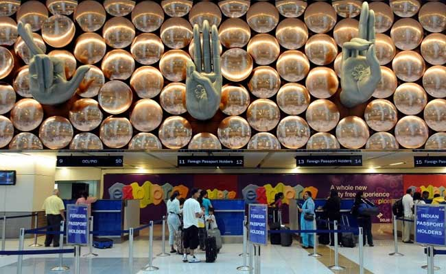Man Held For Allegedly Smuggling Gold Worth Rs 57 Lakh At Delhi Airport