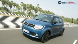 Maruti Suzuki Introduces AGS For Ignis On Top-Spec Alpha Trim