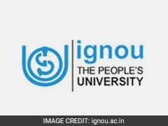 2.3 Lakh Graduate Admissions In IGNOU; 38% Female Enrollment