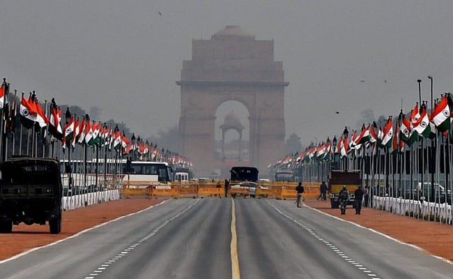 'Pak Zindabad,' Woman Shouts At India Gate, Disrupts Republic Day Prep