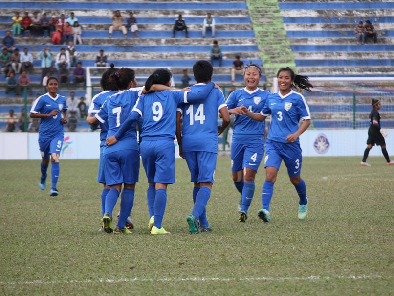SAFF Women's Football Championship: India Beat Nepal To Reach Final