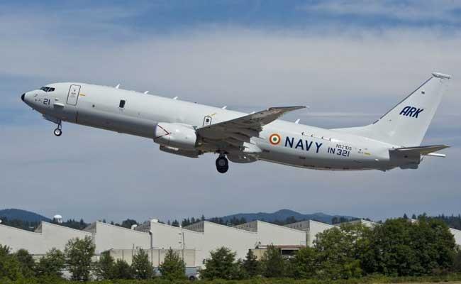 indian navy p8i 650