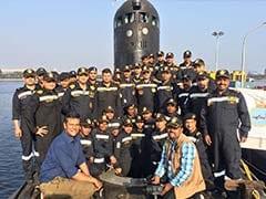 स्टेल्थ पनडुब्बी से सफलतापूर्वक छोड़ा गया टॉरपीडो, रक्षामंत्री ने दी बधाई