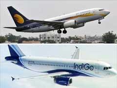 जेट एयरवेज, गोएयर, इंडिगो एयरलाइन्स फिर से लाईं किरायों में छूट का ऑफर...