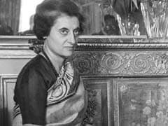 PM Modi Pays Tribute To Indira Gandhi On Her 36th Death Anniversary