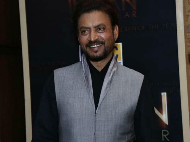Irrfan Khan Shares Hindi Medium's Poster And It Is Intriguing