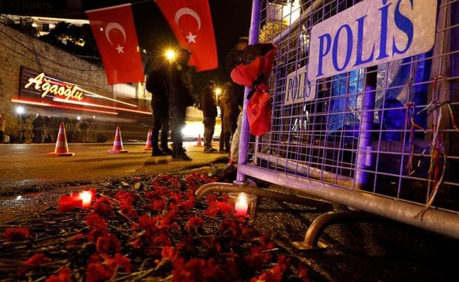 US Forces Kill ISIS Leader Blamed For Turkey Nightclub Attack