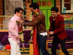 PHOTOS: जब जैकी चेन ने कपिल शर्मा से पूछा, 'क्या कभी सोचा था कि मैं आपके शो पर आउंगा?'
