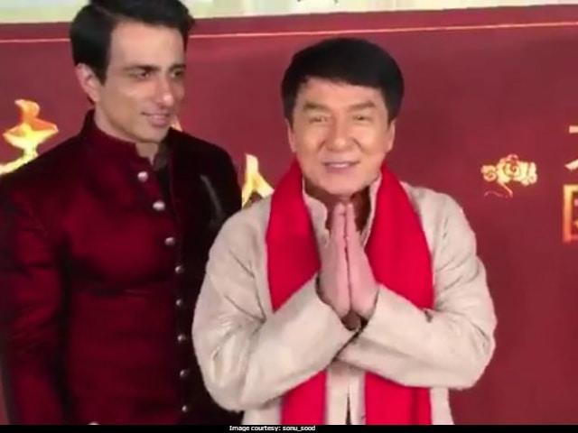 Ahead of Kung Fu Yoga, Jackie Chan Wants To Meet Salman Khan