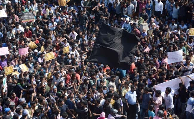 Chennai's Arab Spring Moment? Not Just About Jallikattu At Marina Beach