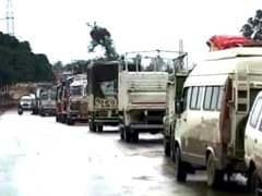 Jammu-Srinagar Highway Remains Closed For Fifth Consecutive Day
