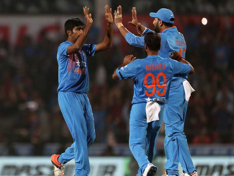 India vs England: Jasprit Bumrah Credits Ashish Nehra For Twenty20 Success