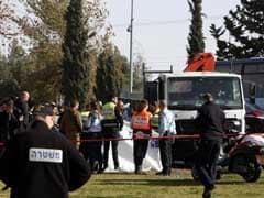 4 Dead, At Least 15 Hurt As Truck Rams Into People In Jerusalem