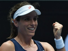 Australian Open: Confident Johanna Konta Sets Up Serena Williams Clash