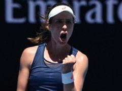 Australian Open: Johanna Konta Sets Up Caroline Wozniacki Blockbuster
