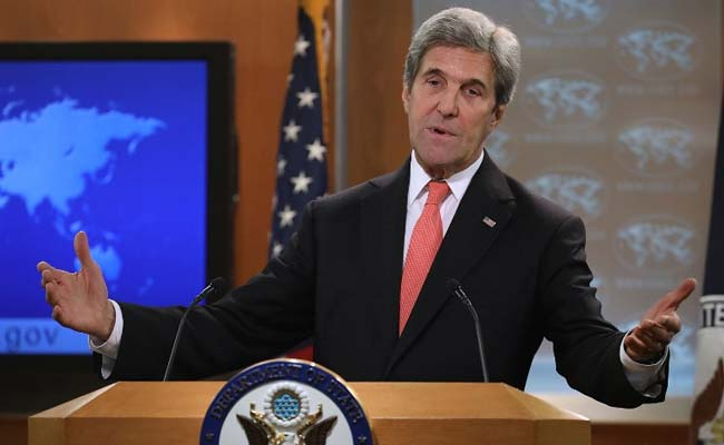 Richest Countries Need To Behave Like Adults In Climate Fight: John Kerry