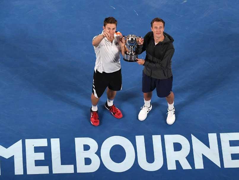 Australian Open: John Peers-Henri Kontinen Stun Bryans, Win Doubles Title