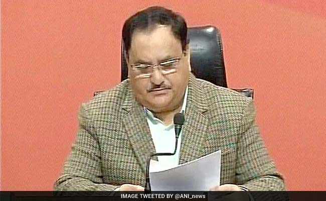 Centre Will Provide All Possible Support To Flood-Hit Kerala: JP Nadda