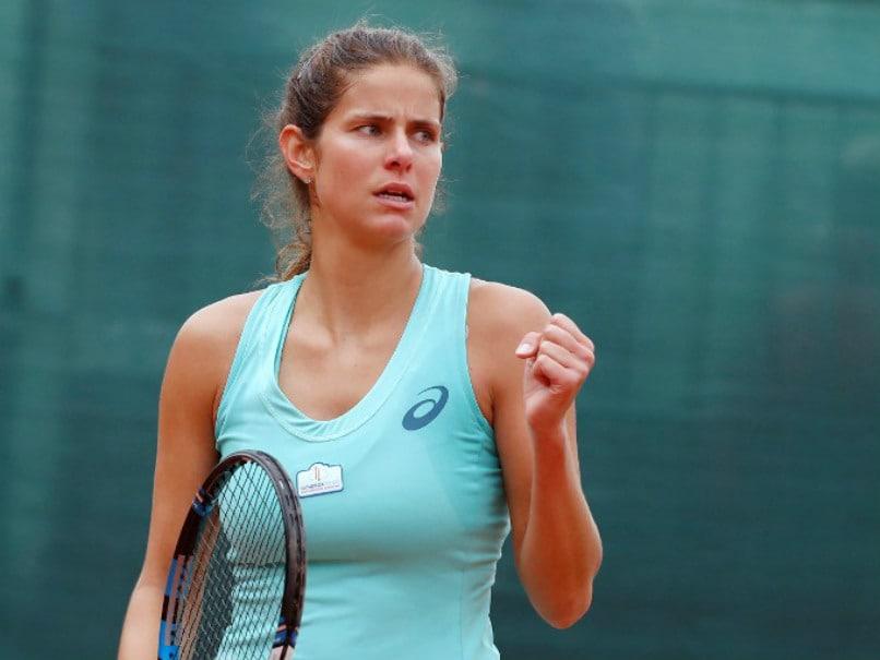 Julia Goerges Stuns Caroline Wozniacki in Latest Auckland Classic Upset