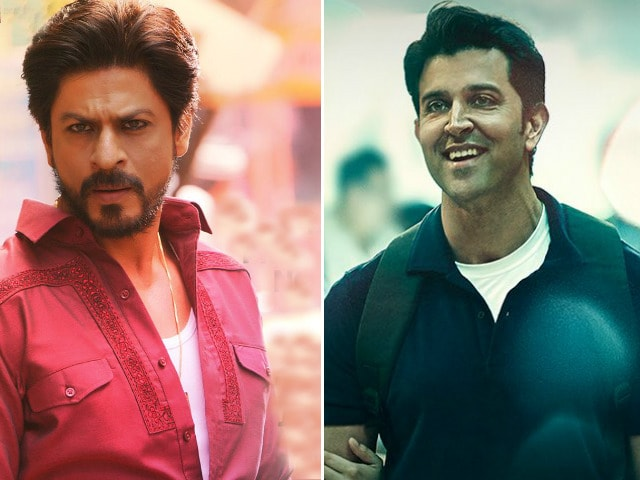 Raees Vs Kaabil: A History Of Shah Rukh Khan, Hrithik Roshan's Box Office Clash
