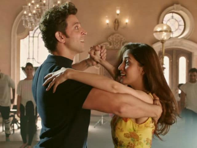 Kaabil Song Mon Amour: Hrithik Roshan, Yami Gautam's Energy Will Charge You Up