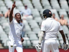 2nd Test: Kagiso Rabada Stars As South Africa Secure Series Win Over Sri Lanka