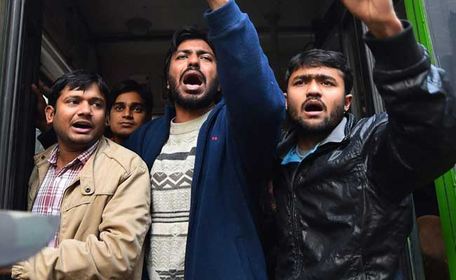 'Can't Sit On File Indefinitely': Court Slams Delay In JNU Sedition Case