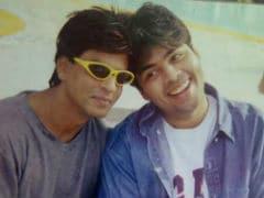क्या आपने पढ़ी शाहरुख खान और करण जौहर की यह मजेदार बातचीत