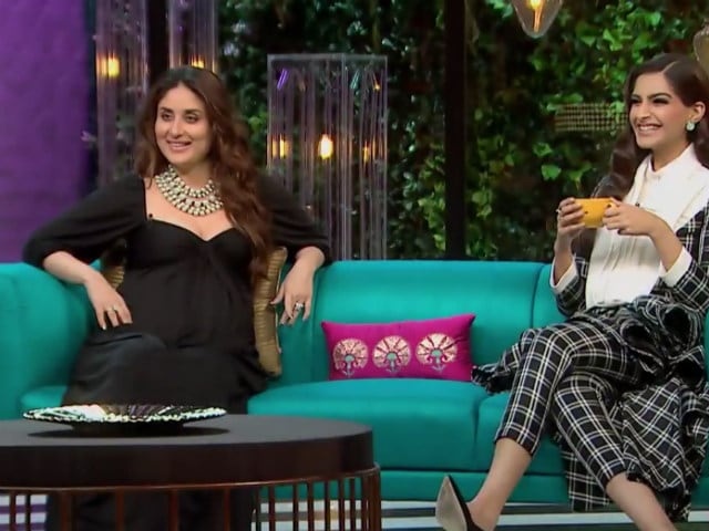 Koffee With Karan 5: When Kareena Kapoor Was Asked Who She's Dating