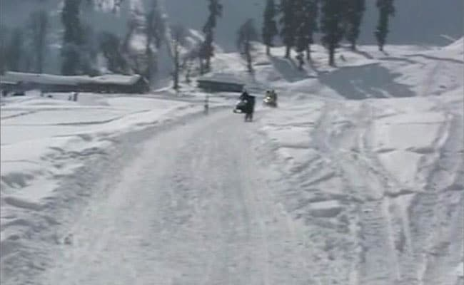 Kargil At - 20, Next 2 Days Could Be Uncomfortably Cold For Kashmir