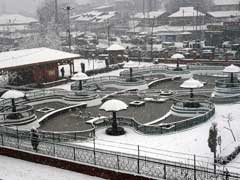 Heavy Snowfall In Kashmir, Transportation And Electricity Services Hit