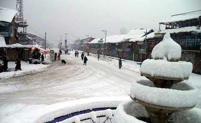 Fresh Snowfall In Jammu And Kashmir Causes Closure Of Mughal Road
