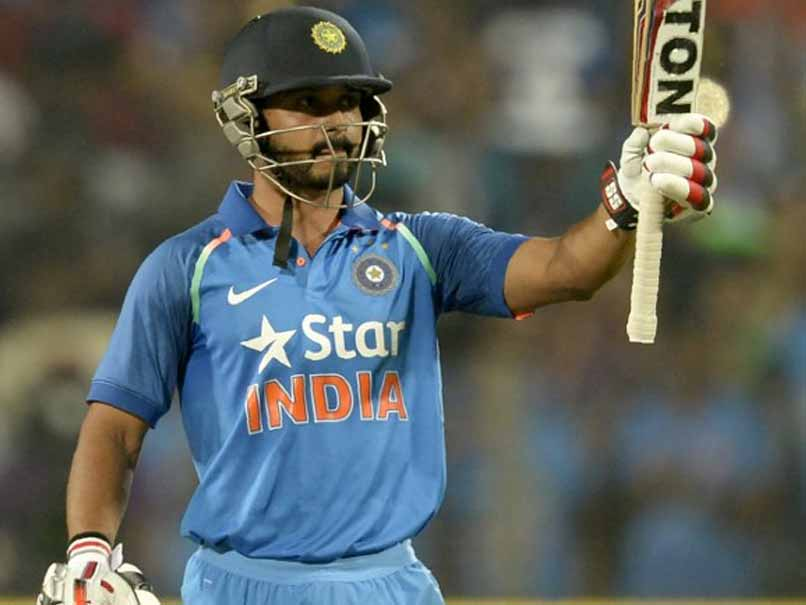 India vs England 1st ODI: Kedar Jadhav Credits Virat Kohli For His Match-Winning Knock