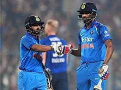 India vs England: Kedar Jadhav, Hardik Pandya's Show Bodes Well For Champions Trophy, Says Virat Kohli
