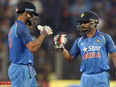 India vs England: Virat Kohli Terms Kedar Jadhav's Knock 'Outstanding'