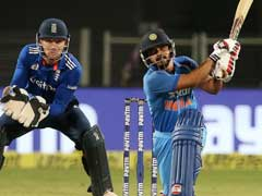 India vs England: Kedar Jadhav Hits Fifth Fastest Ton For India In ODIs