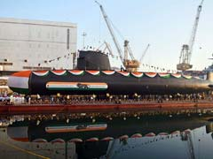 Khanderi, 2nd Scorpene-Class Submarine To Be Commissioned On September 28