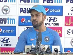 Virat Kohli Says T20Is Chance For Parvez Rasool to Prove Himself