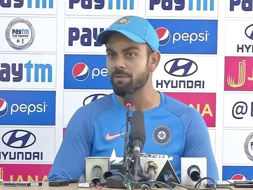 Virat Kohli Says T20Is Chance For Parvez Rasool to Prove Himself