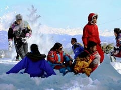 Heavy Snowfall Predicted In Parts Of Himachal Pradesh Today