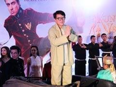 एक्शन किंग जैकी चैन को पसंद आता है बॉलीवुड का डांस, इसलिए देखते हैं बॉलीवुड फिल्में