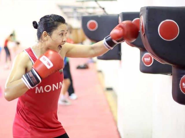 Veteran Boxer Zsofia Bedo Threatens To Knock Out Sarita Devi In Pro Boxing