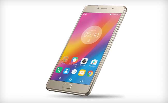 Lenovo P2 Smartphone With Massive 5100mAh Battery Launched At Rs 16,999