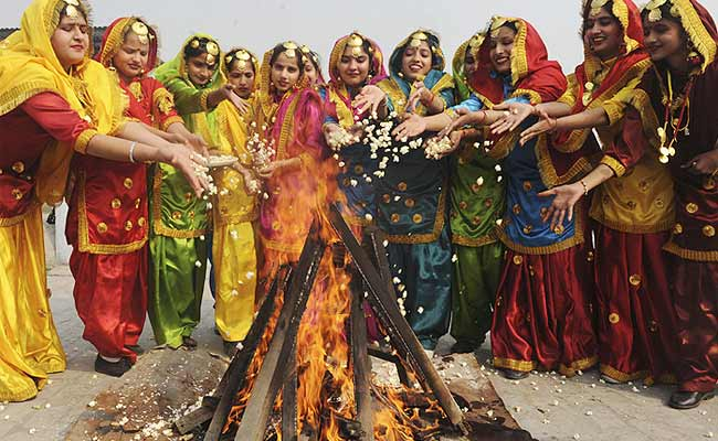 Happy Lohri 2021: Wishes, Greetings, Images For Punjab's ...